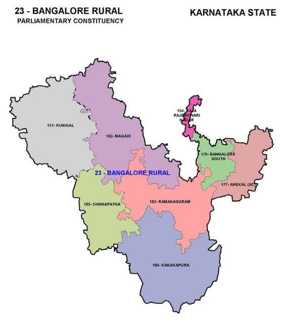 Bangalore-Rural-MP-Constituency